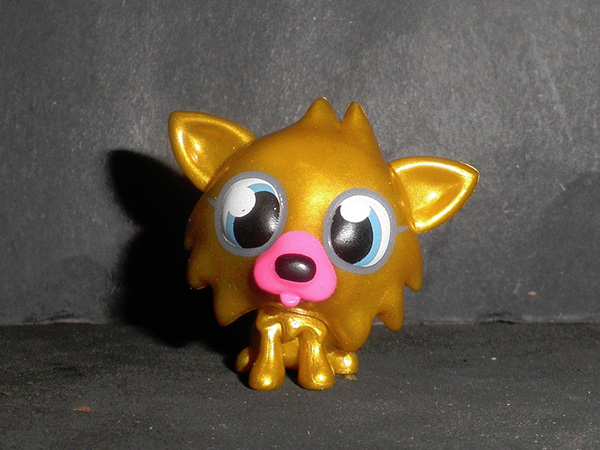 Pinknosed Moshi Monsters