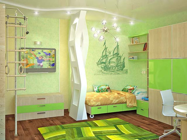 30 Arresting Nursery Decorating Ideas - SloDive