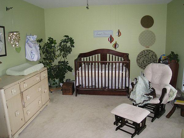 Pistachio Room