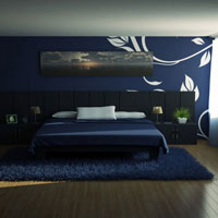 25 Stupendous Painting Ideas For Bedrooms