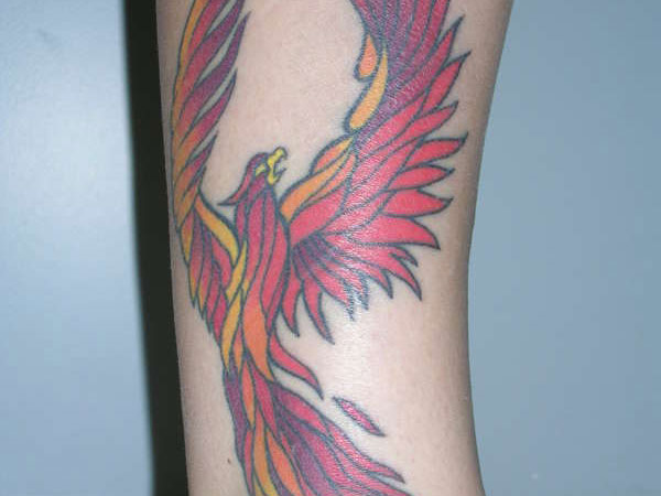 flemingphonix 25 Stupendous Phoenix Tattoos For Women