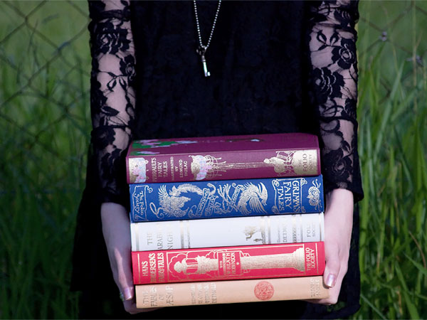 Beautifully Bound Books