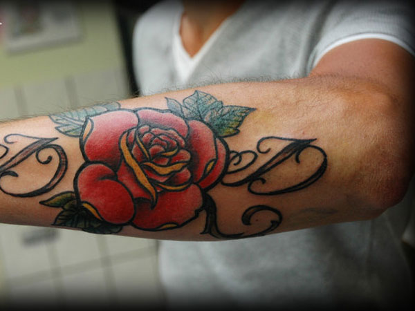 Rose Tattoos For Men 23 Astounding Collections Slodive