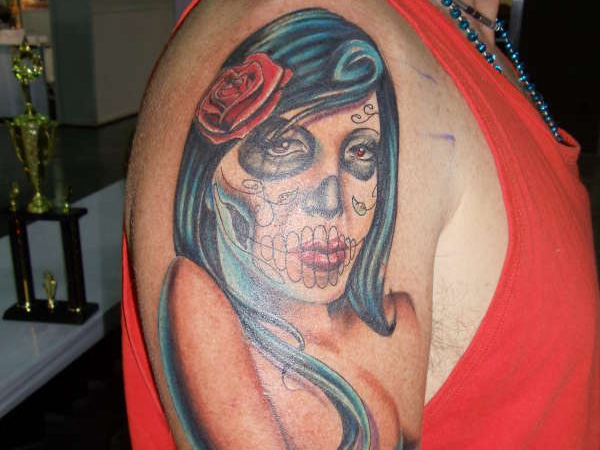 Sacred Mexican Tattoo