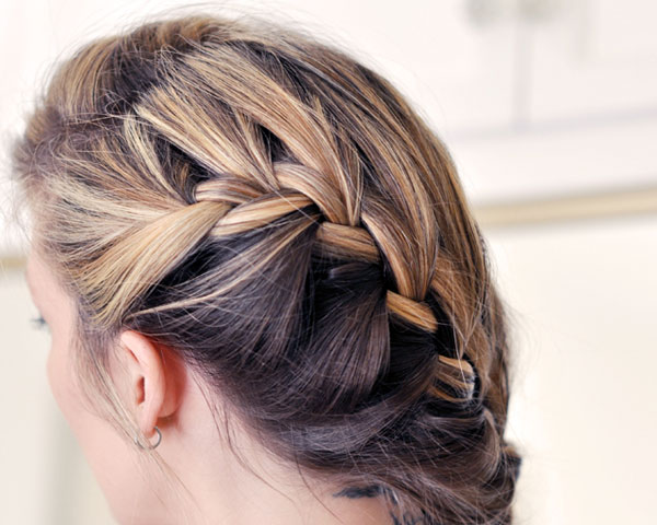 frenchbraid 25 Royal Side Braid Hairstyles