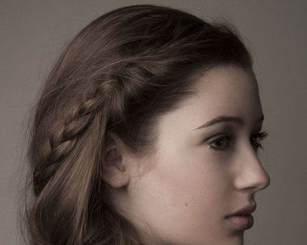 losebraid 25 Royal Side Braid Hairstyles