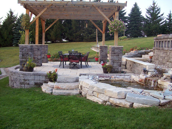 24 Simple Backyard Landscaping Ideas Which Look ... on Simple Backyard Landscaping Ideas id=35664
