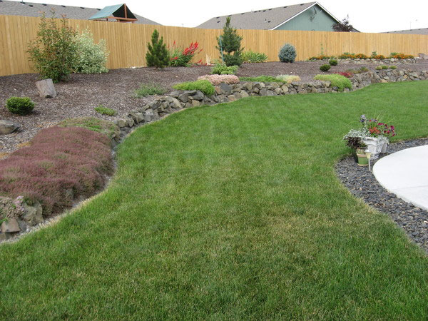 curveland 24 Simple Backyard Landscaping Ideas Which Look Exceptional