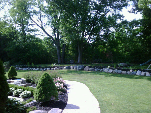 nicelandscape 24 Simple Backyard Landscaping Ideas Which Look Exceptional