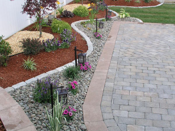 stonedisgn 24 Simple Backyard Landscaping Ideas Which Look Exceptional