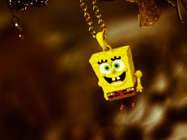 SpongeBob Pendant