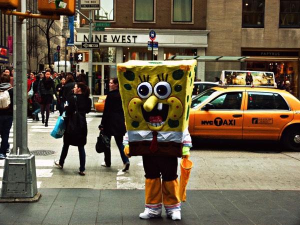 SpongeBob Street