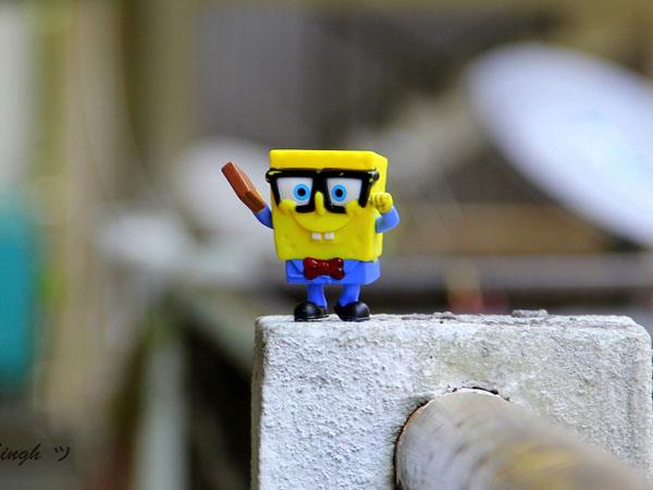 SpongeBob Geek