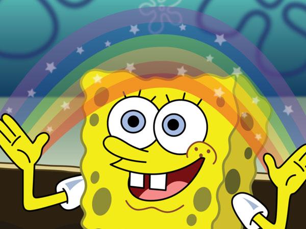 Weedy SpongeBob