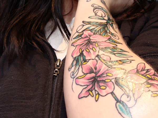 lovelytat 24 Stargazer Lily Tattoos Which Are Completely Different
