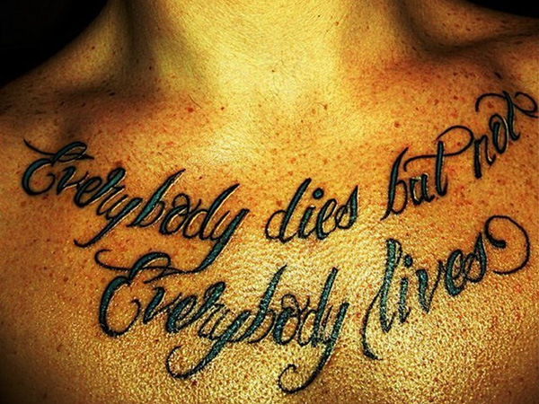 drake quote 100 Tattoo Quotes You Should Check Before Getting Inked
