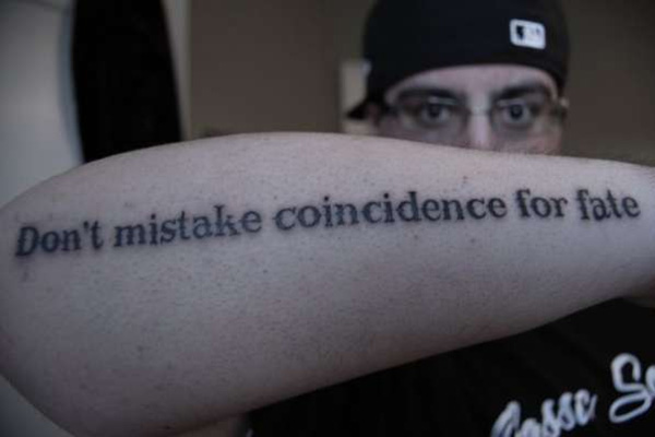 lost quote 100 Tattoo Quotes You Should Check Before Getting Inked