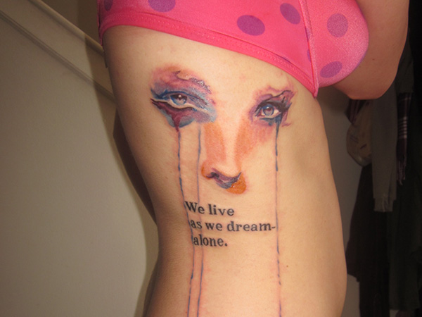 marion bolognesi quote 100 Tattoo Quotes You Should Check Before Getting Inked