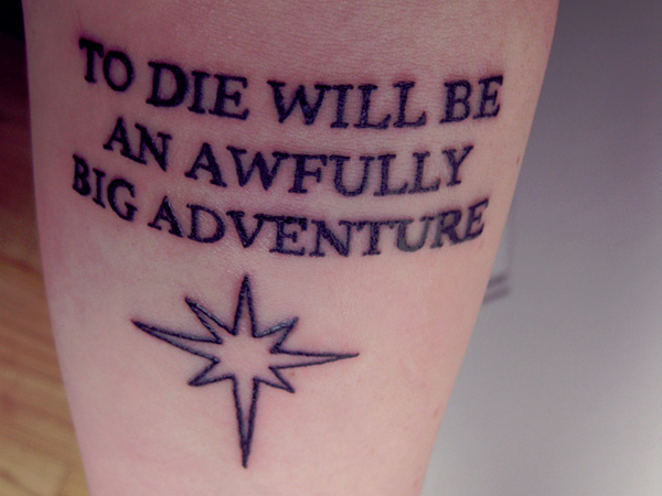 my first tattoo 100 Tattoo Quotes You Should Check Before Getting Inked
