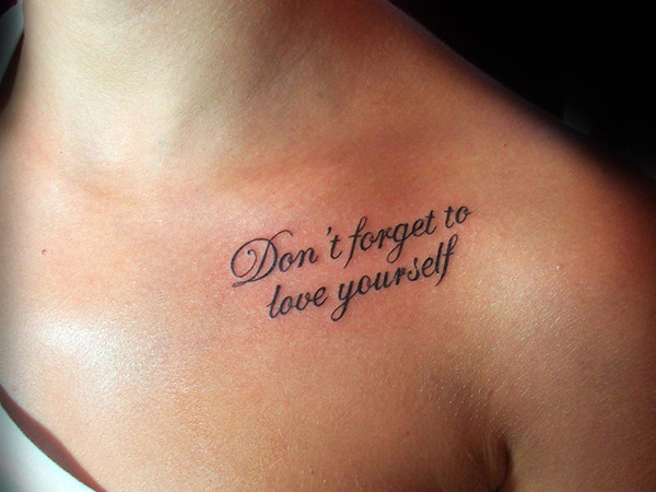old quote tatto 100 Tattoo Quotes You Should Check Before Getting ...