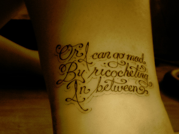 sylvia plath quotes 100 Tattoo Quotes You Should Check Before Getting Inked
