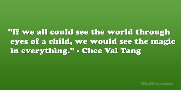 Chee Vai Tang Quote