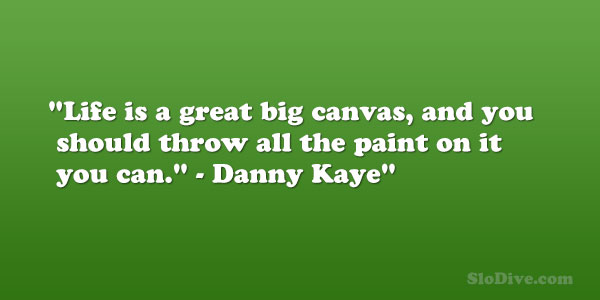 Danny Kaye Quote