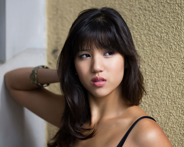 Asian Girl Hairstyles That Will Look Fantabulous And Fetch - Asian hairstyle with bangs