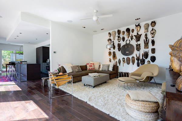 Catchy Living Room