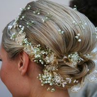 27 Astounding Bridal Updo Hairstyles