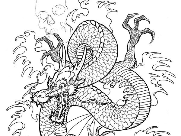 dragon Check Out The 28 Cool Drawing Ideas For Unleashing The Creativity In You
