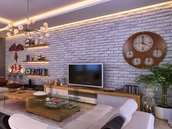 ... Advanced Living Room 31 Colorful Cool Room Ideas Slodive ... Part 5