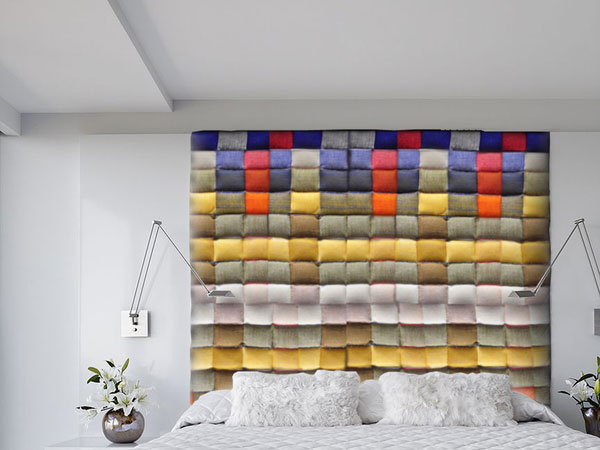 Simple One Colored Headboard