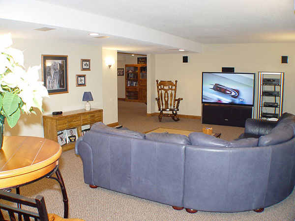 Small Family Room