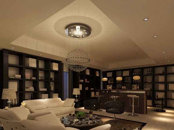 Chic Family Room
