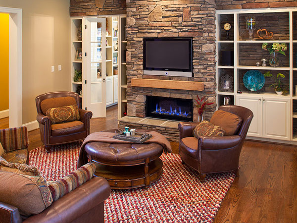 Nature Fresh Family Room