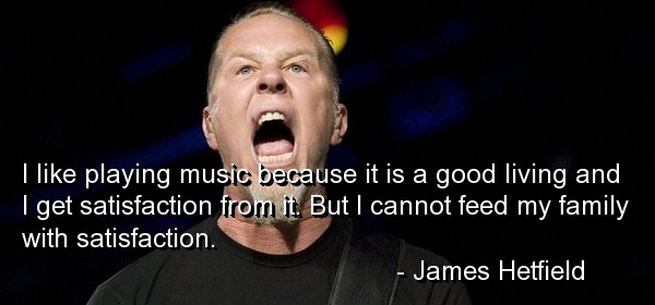 Music Profession Quote