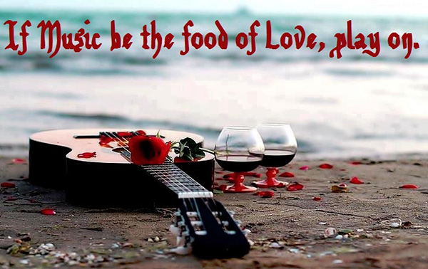 Romantic Music Quote