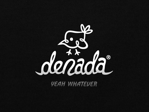 denada relaunch A Must See Collection of 27 Fashion Logos
