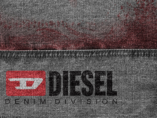 disel logo A Must See Collection of 27 Fashion Logos