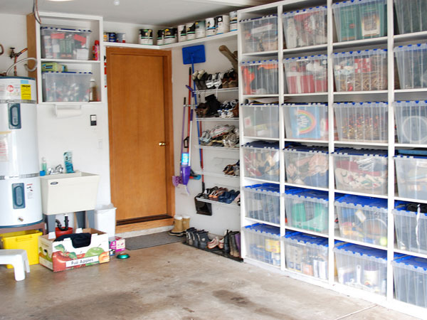 33 Helpful Garage Storage Ideas - SloDive