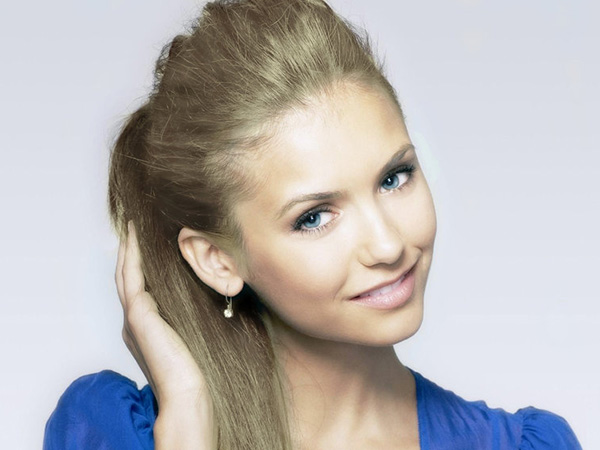 26 delicate hairstyles for thin hair women - slodive