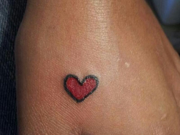 Heart Tattoos For Women - 26 Alluring Collections | Design Press