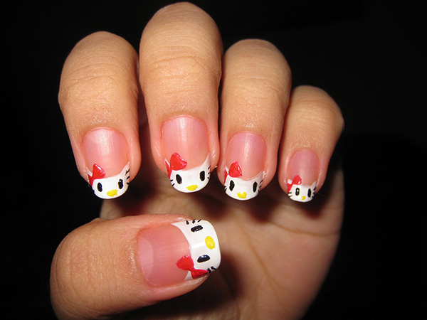 Endearing Hello Kitty Design