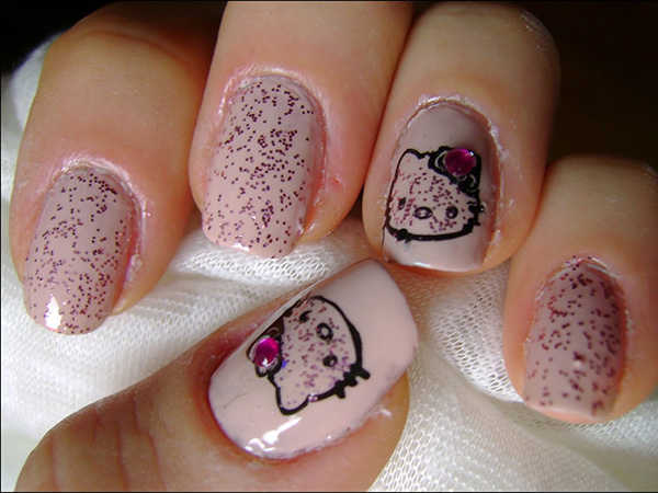 Hello Kitty Pair