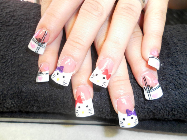 Stylish Hello Kitty Design