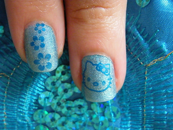 Glamorous Hello Kitty Design