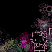 23 Different Hello Kitty Twitter Backgrounds