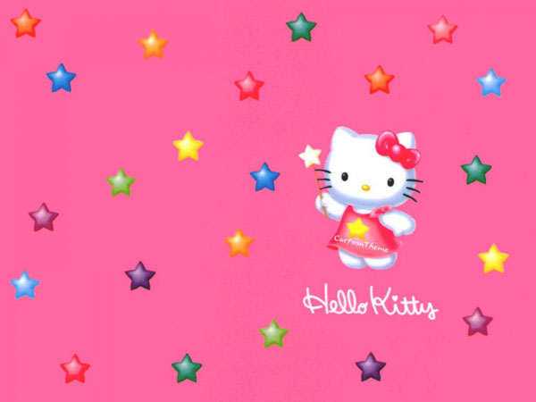 littlestar 23 Different Hello Kitty Twitter Backgrounds