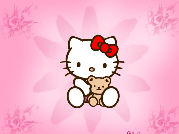 pinkwall 23 Different Hello Kitty Twitter Backgrounds